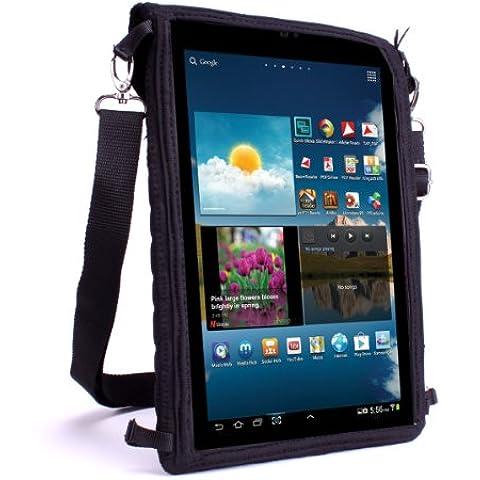 Funda Tablet Táctil Semi Impermeable para Lenovo Tablet 2 WeVool Nemesis Nvidia Shield  Samsung SM T580N Dragon Touch Yuntab Nuevo Fire Tablet Fire BQ Aquaris M10 Samsung Galaxy Tab A iRulu eXpro etc