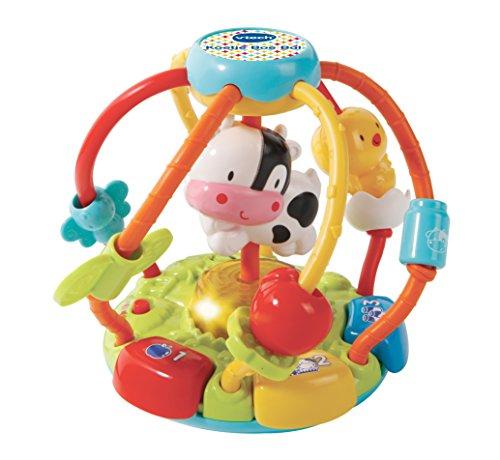 VTech Baby Koetje BOE Bal - Juegos educativos, Niño/niña, 2 año(s), Vaca, Holandés, De plástico