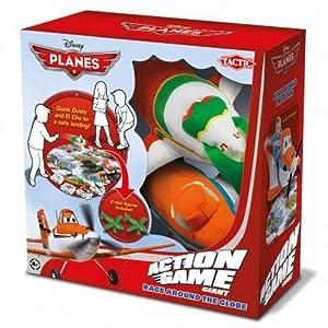 Disney Planes Giant Action Game - Juguete de Aire Libre Aviones Disney Aviones (Tactic 40853) (Importado)
