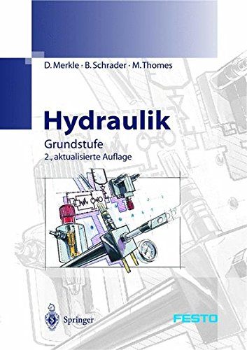Hydraulik: Grundstufe: Hydraulics - Basic Level -
