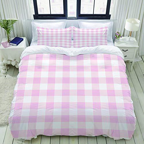 LISUMAL Ropa cama - funda nórdica,Fondo cuadros
