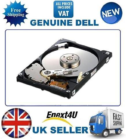 Neu 400 GB 6,35 cm Interne Festplatte für Dell Latitude: E4310, E5510, 2110, E5410, 13, E6520, E6420, E6320, E5520, E5420, 2120, E6510, E6500, E6410, E6400, ATG E6410, ATG E6400, XFR E6400, E5500, E5400, E4300, E4200, D830, D820, D631, D630, XFR D630, ATG D630, D620, ATG D620, D531, D530, D520, 131L, 2100 NOTEBOOK innerhalb - ENEXT4U