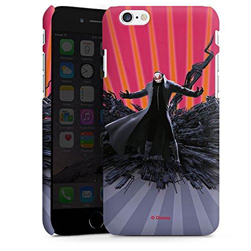 Apple iPhone X Silikon Hülle Case Schutzhülle Disney Baymax Professor Callaghan Merchandise Premium Case matt