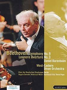 Beethoven: Symphony No. 9 - West Eastern Divan Orchestra/Barenboim [REGION 0] [NTSC] [DVD] [2008]