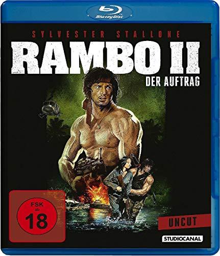 Rambo II - Der Auftrag / Uncut [Blu-ray]