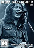 Rory Gallagher-Young Fashioned Ways (TV Broadcast 1975)