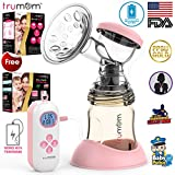 Best Electric Breastfeeding Pump - Trumom Advance Rechargeable Battery Electric Breast Milk Feeding Review