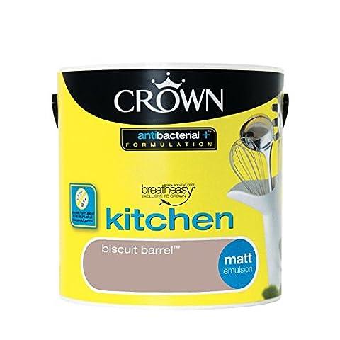 Crown Kitchen Matt 2.5L Biscuit Barrel
