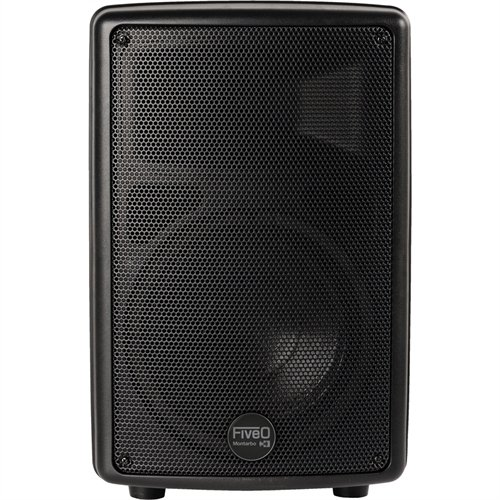 FiveO D10A, diffusore amplificato a 2 vie, 250W RMS (1000w di picco) per dj, live music, karaoke