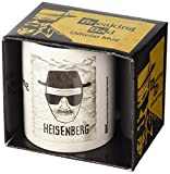 GB Eye MG22467 Tazza Breaking Bad Heisenberg Wanted, Ceramica, Multicolore, Unica