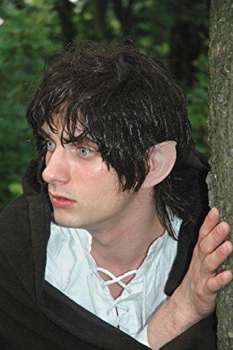 Der Kostüm Elfen Hobbit - Creative ProthesenAbzieher-Ohren Halfling für Goblin