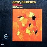 Getz/Gilberto (feat. Antonio Carlos Jobim) (US-Pressung) [Vinyl LP] [Schallplatte]