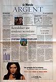 Telecharger Livres MONDE ARGENT LE du 23 06 2002 EPARGNE PLACEMENTS DROIT DU TRAVAIL TOUT SALARIE AYANT UNE CERTAINE ANCIENNETE PEUT DEMANDER UN CONGE SABBATIQUE A SON EMPLOYEUR QUI NE PEUT LUI REFUSER COLLECTIONS LES PAPIERS PEINTS ANCIENS CREES AUX XVIIIE SIECLE OU MODERNES SIGNES PAR DES ARTISTES PEUVENT COTER DE QUELQUES CENTAINES D EUROS A PLUSIEURS CENTAINES DE MILLIERS BOURSE L ACTION FRANCE TELECOM A PERDU 22 6 CETTE SEMAINE CETTE SEMAINE PAIEMENTS TRANSFRONTALIERS LES BANQUE (PDF,EPUB,MOBI) gratuits en Francaise