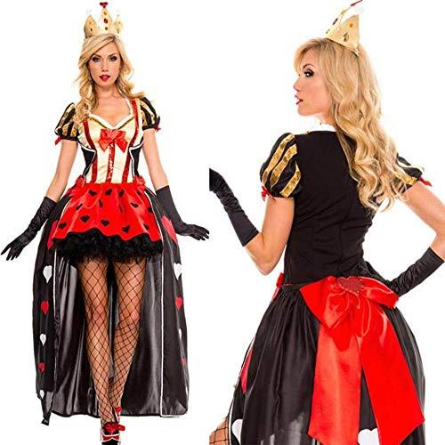 stüm Erwachsene weibliche Piraten Suit Cosplay Frauen Maskerade Kleid Kostüm Frau Bühne Outfit ()