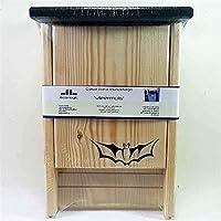 Maison nid pour chauves-souris 28x17x13 cm