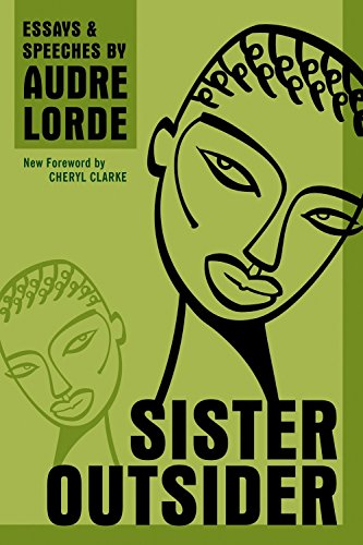 Sister Outsider (Crossing Press Feminist Series) por Audre Lorde