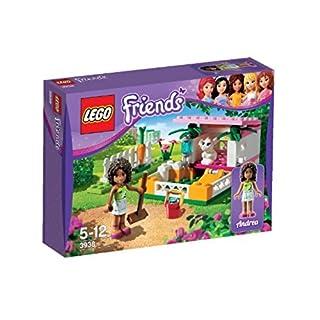 LEGO Friends 3938: Andrea's Bunny House