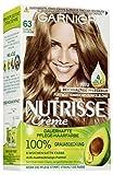 Garnier Nutrisse Creme Coloration Dunkles Goldblond 63, Färbung, 1er Pack (1 x 1 Stück)