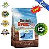 Goodness 80/20 Multi-Fish Grain All Life Stages Dog Food 80% Salmon, Haddock, Trout