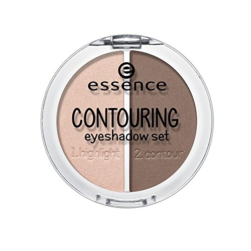 ESSENCE SET SOMBRAS DE OJOS CONTOURNING 02 BROENIES WITH FROSTING