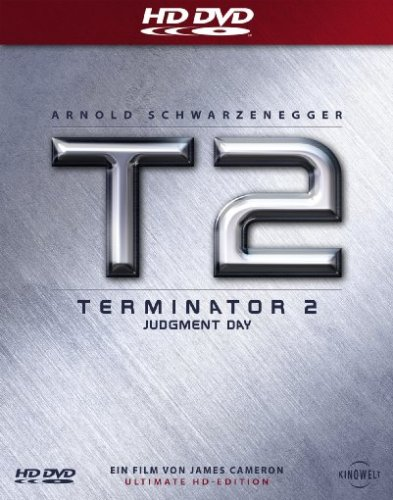 Preisvergleich Produktbild Terminator 2 - Metal-Pack [HD DVD]