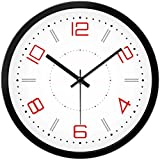 Soggiorno Orologio da parete silenzioso creativo di orologio al quarzo Movimento Moderno stile europeo classico 14 In iving Room Wall Clock Creative Silent Clock Clock Quartz Movement Modern European Style Classic 14 In