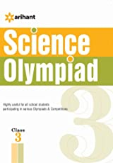 Science Olympiad Class 3 for 2018 - 19