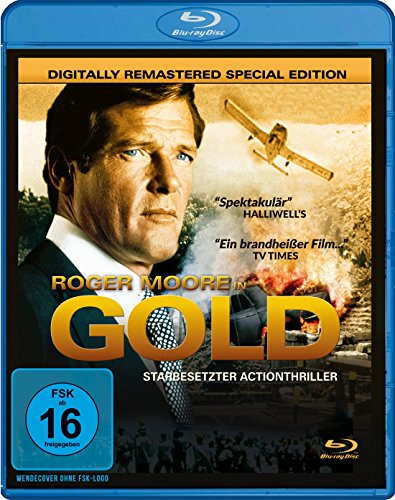Gold - [Blu-ray] (Digitally Remastered) [Special Edition]