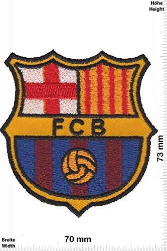 Parches   FC Barcelona   Spain Soccer   Football Club