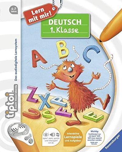 Preisvergleich Produktbild tiptoi® Lern mit mir!: tiptoi® Deutsch 1. Klasse