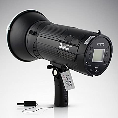 PhotaREX HS-480ad alta velocità Flash di batteria–Flash Studio, 480ws