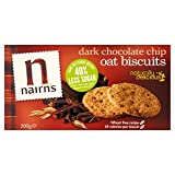 Nairns Dark Chocolate Chip Oat Biscuits 200g