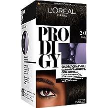 L'Oréal Paris Prodigy color permanente Pintura Amoniaco 2.0 Negro Kajal