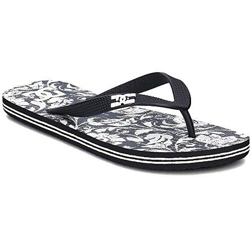 DC Shoes Spray Graffik - Flip-Flops - Tongs - Homme