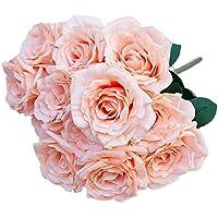 Suchergebnis Auf Amazon De Fur Pastell Rose Blumen Kunstblumen