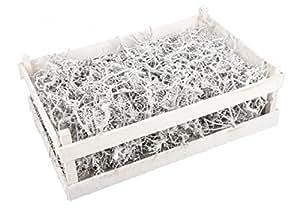 nadeco bonsai ste wei mit holzkiste dekozweige deko ste wei e zweige kleine. Black Bedroom Furniture Sets. Home Design Ideas