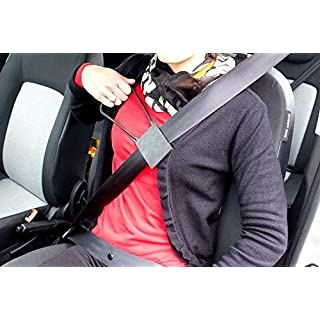 Active living SEAT BELT HELPER - Seat belt puller - Car seat belt assist -Pack of 2.