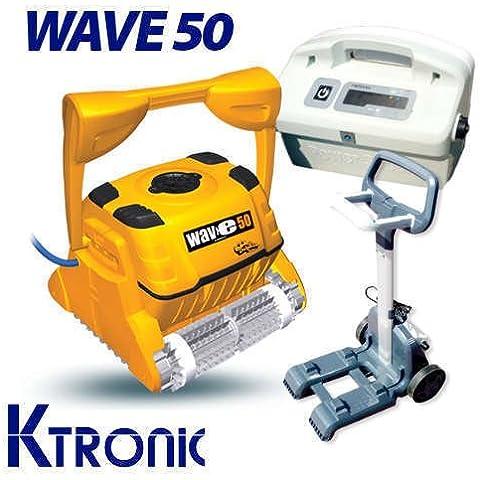 Robot per piscine Dolphin Wave 50