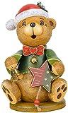 Räuchermännchen Teddy Weihnachtsklaus - 20cm