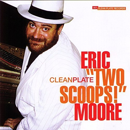 Clean Plate by Eric Two Scoops Moore - Lg Scoop