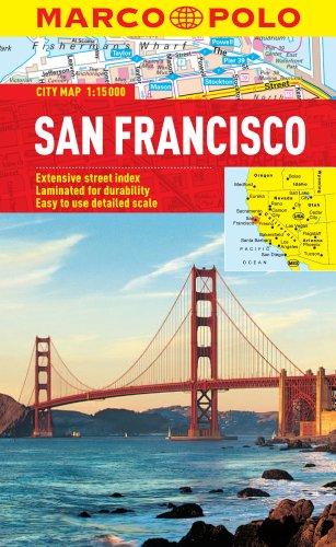 San Francisco Marco Polo City Map (Marco Polo City Maps) (Marco Polo Maps)