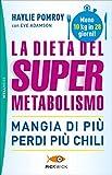 La dieta del supermetabolismo