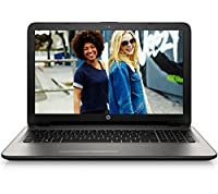 HP 15-AC636TU 15.6-inch Laptop (Core i3-5005U/4GB/1TB/Windows 10 Home/Integrated Graphics), Turbo Silver