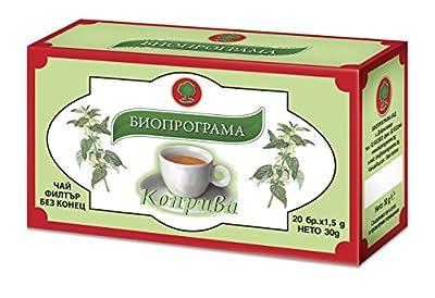 Bulgarian herbal tea Nettle 1.5gX20 bags