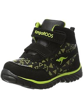 KangaROOS Unisex Baby Inlite Glow Hi Sneaker