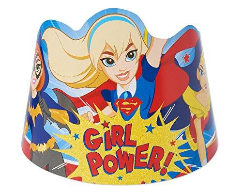 Superhero-Mädchen-Tiara, von DC Comics ()