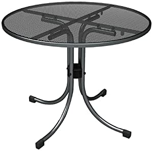 Mwh das original 879508 table ronde jardin for Billiger tisch