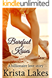 Barefoot Kisses: A Billionaire Love Story (The Kisses Series Book 6) (English Edition)