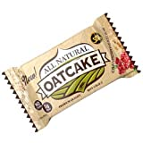 ALL NATURAL OATCAKE CHOCOLATE ALL STARS 80g einzeln