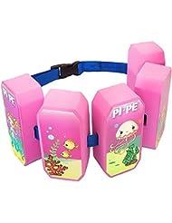Pi-Pe Cinturón flotador para niños – Flotador Ideal para aprender y toben – 5